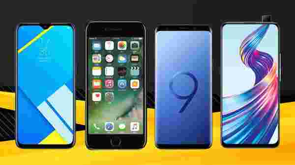 Flipkart's Frequently Searched Smartphones
