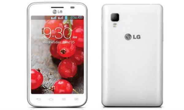 LG Optimus L4 2 Dual Now Available Online at Rs 8,990: Dual SIM Smartphone War Gets Fiercer