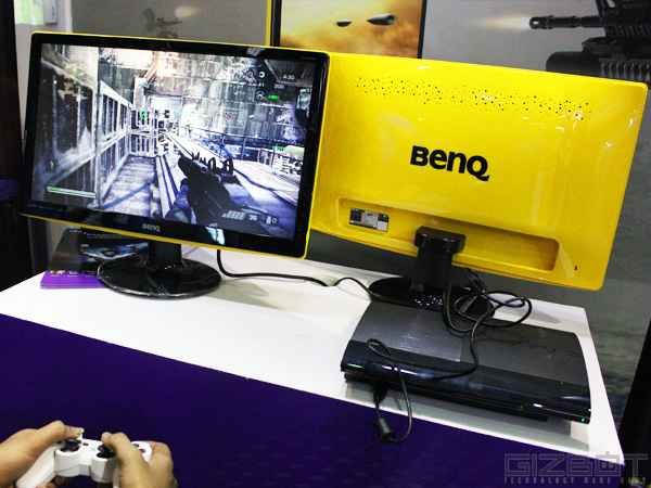 BenQ Launches 21 5-Inch RL2240HE LED Backlight Monitor for