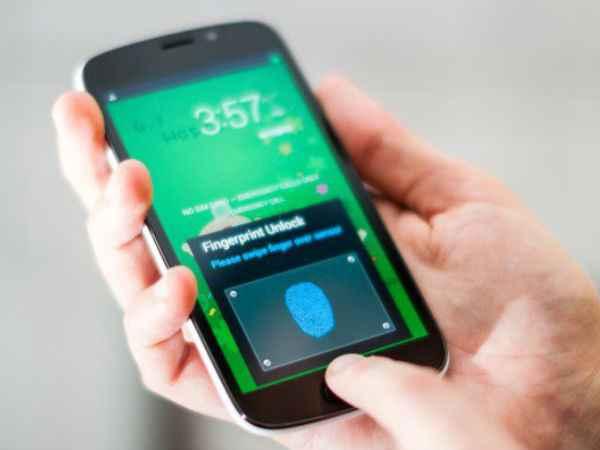 Android Fingerprints Unlock