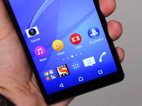 Sony Xperia C4 Dual First Look: Great Design with Excellent