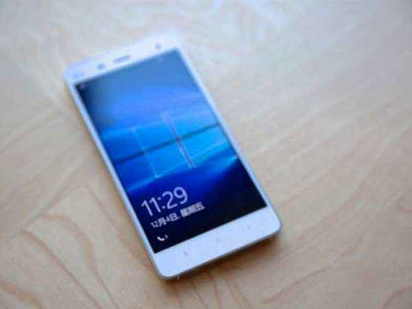 Xiaomi Mi 4 Gets Windows 10 ROM: 5 Simple Steps to Install