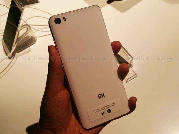 8 Smartphones That Can Take on Xiaomi Mi5! - Gizbot News