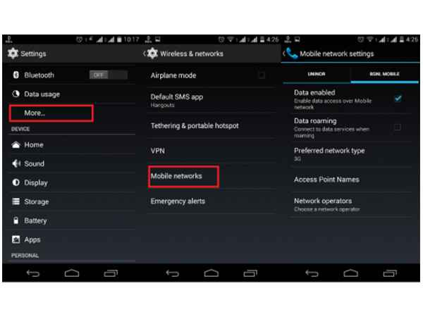 How to Fix No Network Coverage Issue in Reliance Jio 4G