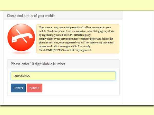 7 easy steps to Block Promotional Calls & SMSes on Your