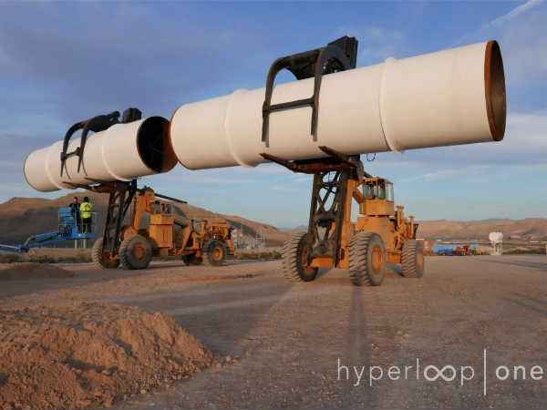 Hyperloop One Vision for India: Travel Delhi to Mumbai in