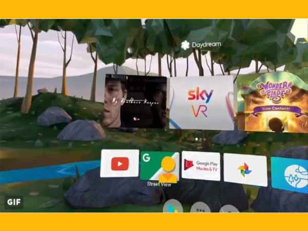 Google's Daydream App and Keyboard updated - Gizbot News