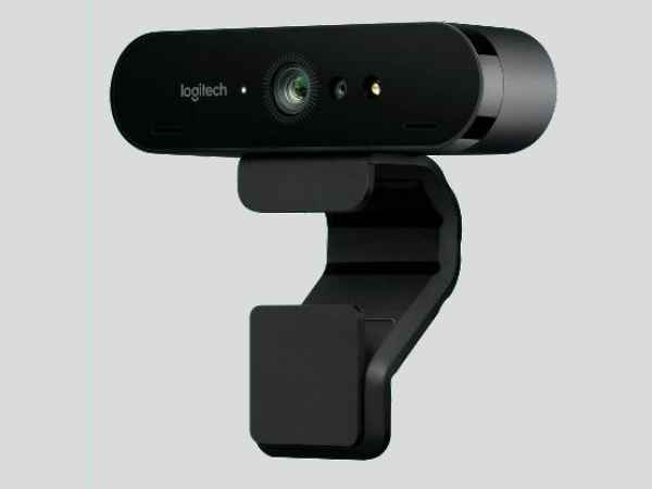 Logitech Brio 4k Pro Webcam Launched Price Features And More