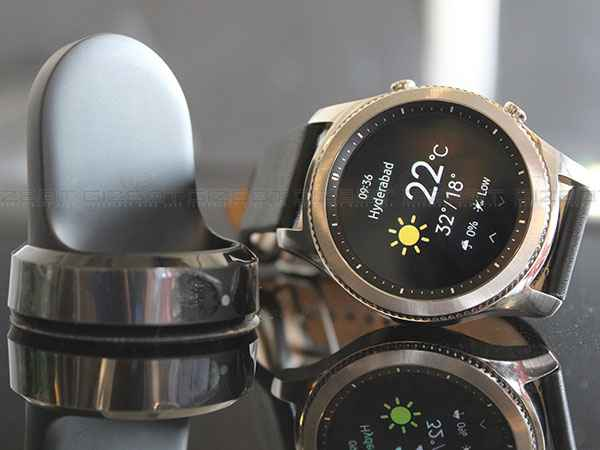 Samsung Gear S3: Porting to Android Wear is now possible
