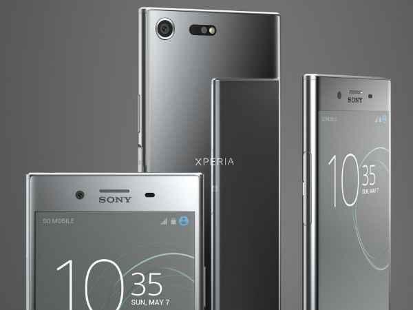 Sony Xperia XZ, XZs and X Performance new firmware update