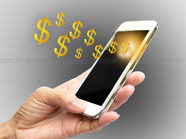 You can earn money with these apps on your smartphone - Gizbot News