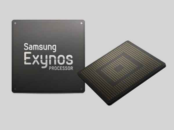 Samsung to use a new type of high performance chipset in its handsets