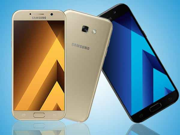 Samsung Galaxy A5 2018 And A72018 Could Feature