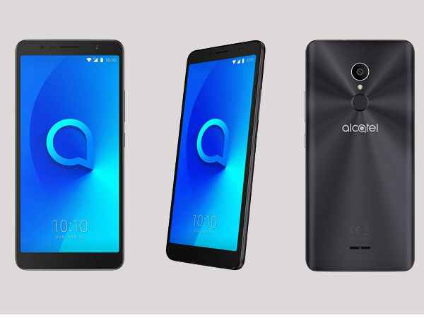 Alcatel 3C goes official with 6-inch 18:9 HD+ display