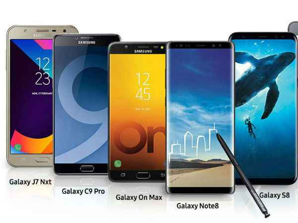 Top 10 Best 4G Volte and 5G Samsung Smartphones/mobiles to