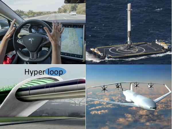 Apart From Falcon Heavy Here Are Some Of Elon Musk S Known Inventions Gizbot News