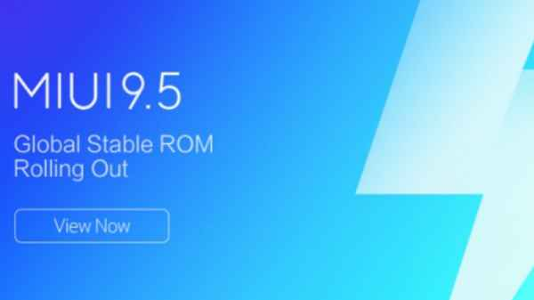 Xiaomi MIUI 9 5 will be pushed to Redmi Note 5 Pro, 5A, 5