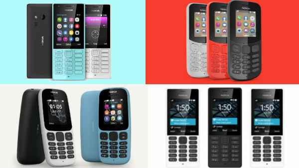 Offers on Nokia feature phones: Nokia 105, Nokia 216, Nokia