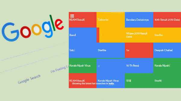 Google Trends overhaul brings Real-Time search tracking and
