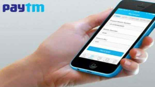 Paytm inbox section receives News, Live-TV along with