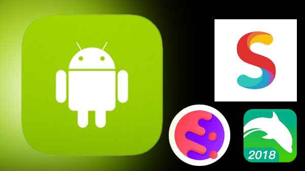 5 best browsers with gesture support for Android devices