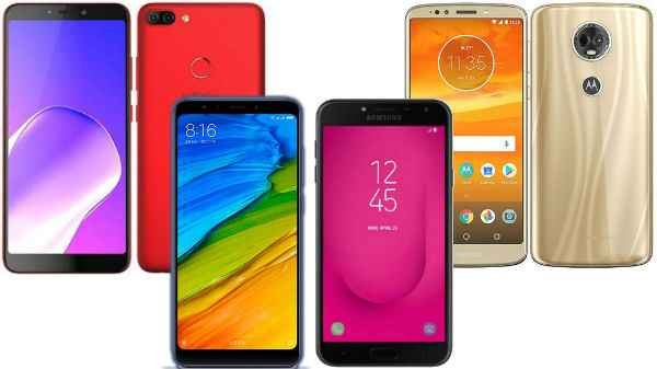 Best budget smartphones under Rs  10,000 to buy this week