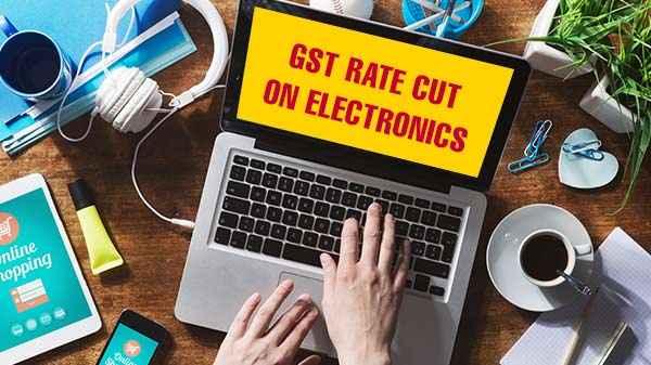 GST on gadgets