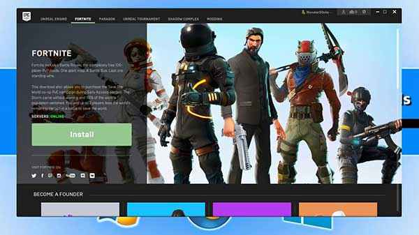 How to download and install Fortnite on Windows 10 PC