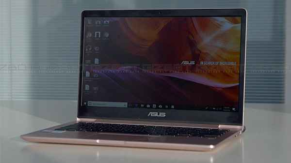 Asus ZenBook 13 laptop review - Gizbot Reviews