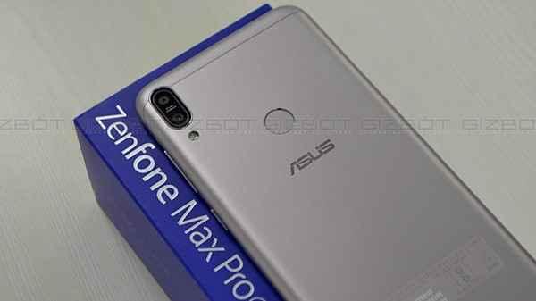 Asus Zenfone Max Pro M1 6GB RAM variant receives EIS via