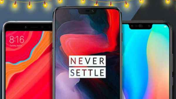 Flipkart and Amazon offer upto 40% off on Oneplus 6, iPhone