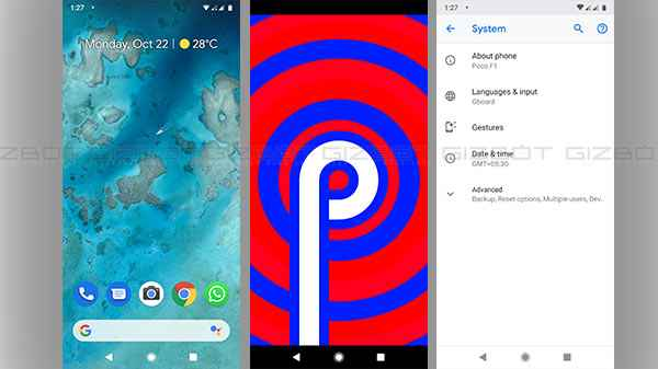 How to install Android Pie Poco F1 without unlocking