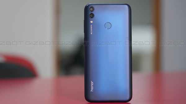 Honor 8C up for its first sale in India: Launch offers and