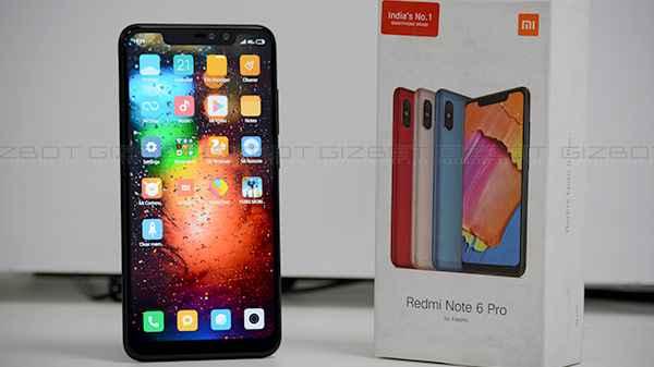 Xiaomi Redmi Note 6 Pro top features: Bigger display