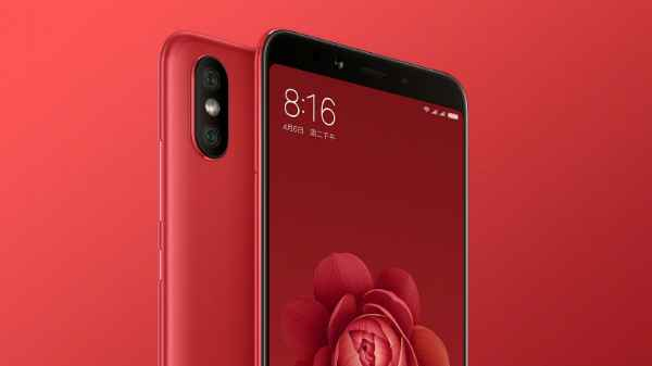 Xiaomi Mi A2 Red variant with 6GB RAM sales go live in India
