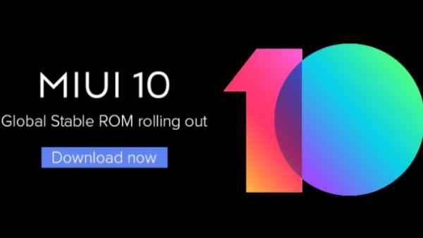 Xiaomi Redmi Note 6 Pro and Redmi Note 5 receive MIUI 10