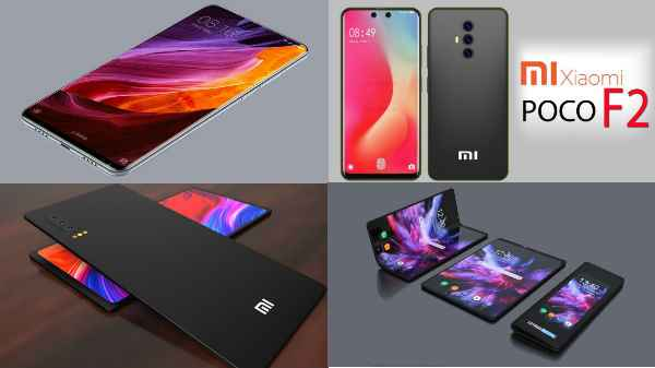 Upcoming Xiaomi smartphones to be launched in 2019 - Gizbot News