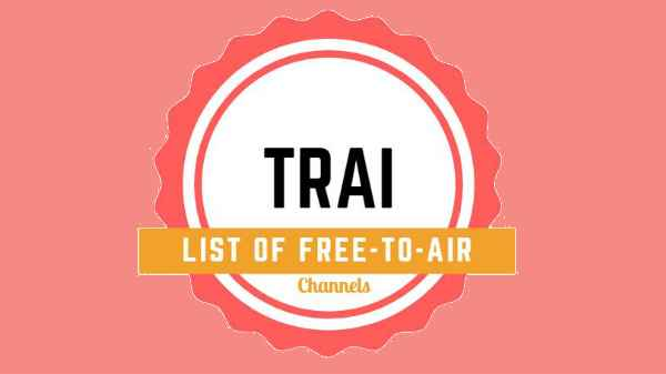 List of free channels on DTH: TRAI's new DTH rules - Gizbot News