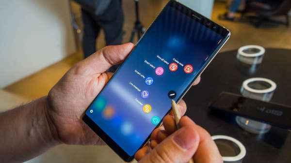 Samsung Galaxy Note 9 scores Android 9 Pie update - Gizbot News