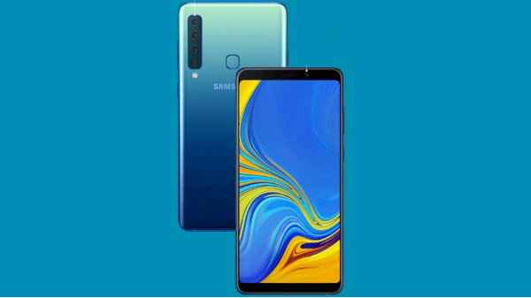 Samsung Galaxy A9 (2018), Galaxy A8 (2018) with Android Pie