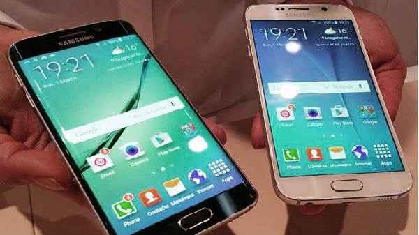 Samsung Galaxy S6, Galaxy S6 Edge firmware update brings
