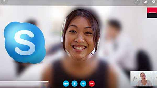 How to blur background in Skype video calls - Gizbot News