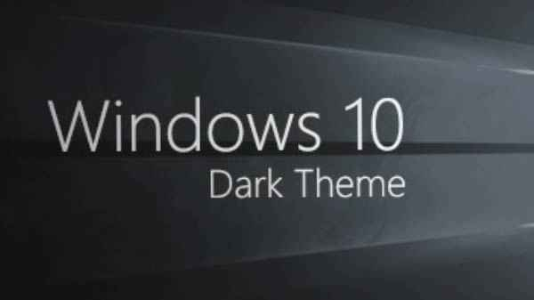7 Windows 10 dark themes you should try - Gizbot News
