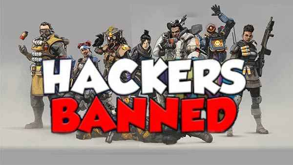 Apex Legends bans 355,000 players for using hacks and cheats