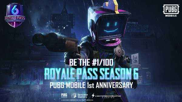 PUBG Mobile update brings Royale Pass 6, Autorickshaw and