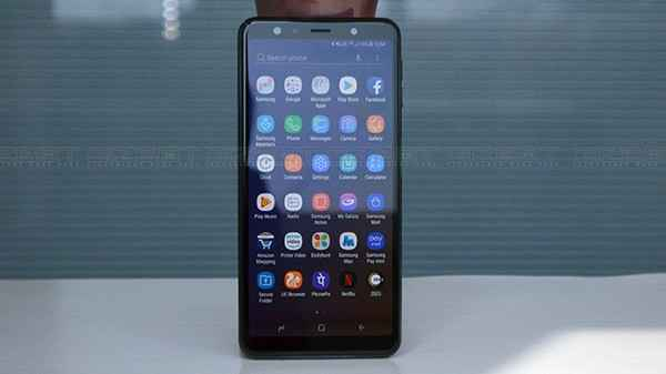 Samsung Galaxy A7 (2018) receives Android 9 Pie update with