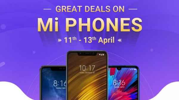 Flipkart Great Deals on Mi Phones: Redmi Note 7 Pro, Redmi 6