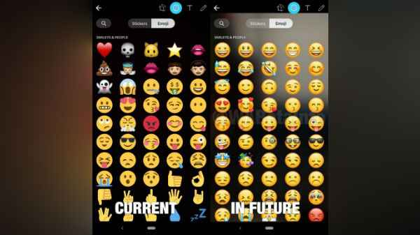 Whatsapp Android Beta Spotted With New Emoji Style For