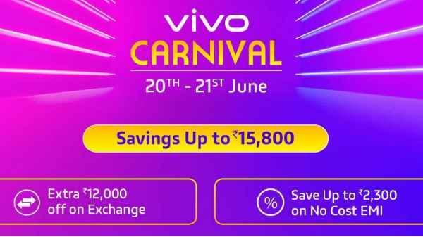 Amazon Discounts On Vivo V15, Vivo V15 Pro, Vivo V11 Pro