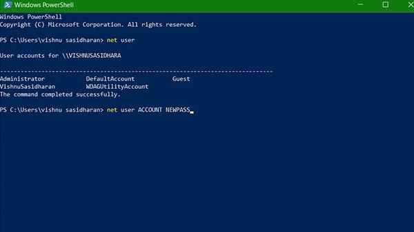 Here's How To Reset Admin Password in Windows 10 - Gizbot News